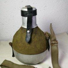 Militaria: CANTIMPLORA ORIGINAL DE LA GUERRA CIVIL,REPUBLICANA. ITALIANA DE LOS CTV -VER FOTOS. Lote 130094391
