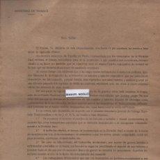 Militaria: MADRID, DIVISION AZUL, INSTRUCCIONES PARA ORGANIZACION DE PAGOS, ESTEBAN PEREZ- DICIEMBR 1942, VER F. Lote 132067586