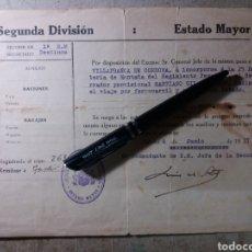 Militaria: GUERRA CIVIL, SEVILLA 1937. Lote 135524817