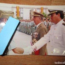 Militaria: FOTO INEDITA DESFILE OFICIALES COMBATIENTES LEGION EN GUERRA CIVIL. Lote 136787826
