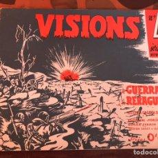 Militaria: VISIONS 4A GUERRA Y RETAGUARDIA. Lote 139690642