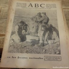 Militaria: ABC 5 DE FEBRERO DE 1938, 30 PAGINAS, CORDOBA, PARTE DE GUERRA, ETC. Lote 140429698