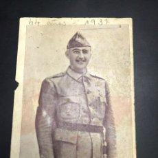 Militaria: PRO HUERFANOS MALAGA GUERRA CIVIL. Lote 141212213