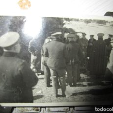 Militaria: FOTO INEDITA ORIGINAL CORONELES ALTOS MANDOS REPUBLICA GUERRA CIVIL . Lote 141313466