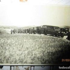 Militaria: FOTO INEDITA ORIGINAL CORONELES ALTOS MANDOS REPUBLICA GUERRA CIVIL . Lote 141313646