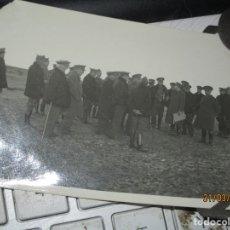 Militaria: FOTO INEDITA ORIGINAL CORONELES ALTOS MANDOS REPUBLICA GUERRA CIVIL . Lote 141313686