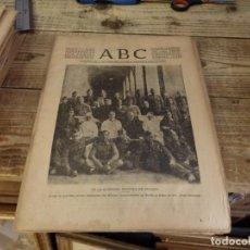 Militaria: ABC 6 DE NOVIEMBRE DE 1936, 17 PAGINAS, EPOPEYA DE TOLEDO, ATAQUE AVIACION,PARTE DE GUERRA, ETC. Lote 141367878