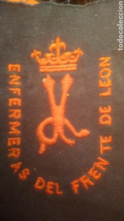 Militaria: GUERRA CIVIL. FRENTE DE LEON. ORIGINAL.ENFERMERAS DEL FRENTE - Foto 2 - 142213622