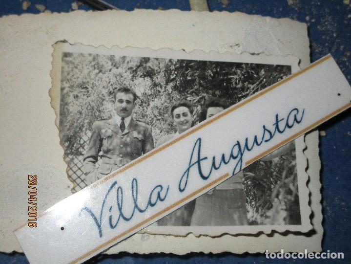 Militaria: FOTOGRAFIA AVIACION PILOTO DE LEGION COMBATGIENTE EN GUERRA CIVIL - Foto 2 - 144416998