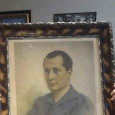 Militaria: RETRATO OFICIAL DE JOSÉ ANTONIO PRIMO DE RIVERA POR A. CORTES. Lote 145830190