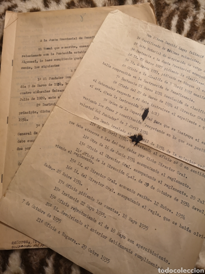 ALGEMESI. EXPEDIENTE ELISEO SANCHIS LAGO, VOLUNTADES, REPÚBLICA,1934/35. FUNDACIÓN. LIBERAL-SOCIAL (Militar - Guerra Civil Española)