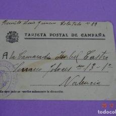 Militaria: TARJETA POSTAL CAMPAÑA BRIGADA MIXTA Nº 152 COMPAÑIA DE ZAPADORES GUERRA CIVIL FRENTE DE MADRID 1938. Lote 148456038