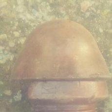 Militaria: ESPOLETA GARRIDO INERTE. . Lote 138939078