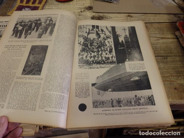 Militaria: ABC 29 de SEPTIEMBRE de 1938, SEVILLA,18 PAGINAS,CORDOBA,CASTELLON, FRENTE DEL EBRO,PARTE DE GUERRA, - Foto 2 - 152323710