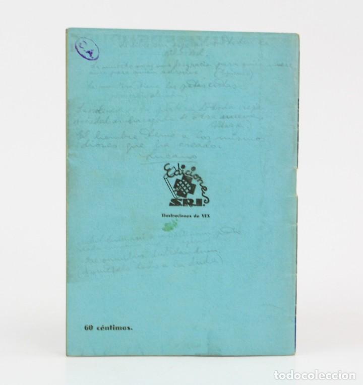 Militaria: Estampas de España, Ilya Eremburg, 1937, ilustraciones YES, Guerra Civil, con anotaciones. 17x12cm - Foto 2 - 153942742