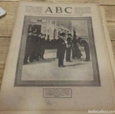 Militaria: ABC 25 DE MARZO DE 1938, SEVILLA,18 PAGINAS,SAN FERNANDO,CADIZ,FRENTE DE ARAGON, ETC... Lote 154367418