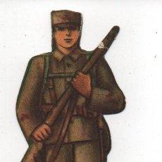 Militaria: EJERCITO POPULAR, COBO- MIDE: 12 X 5 C.M. VER FOTOS. Lote 154465002