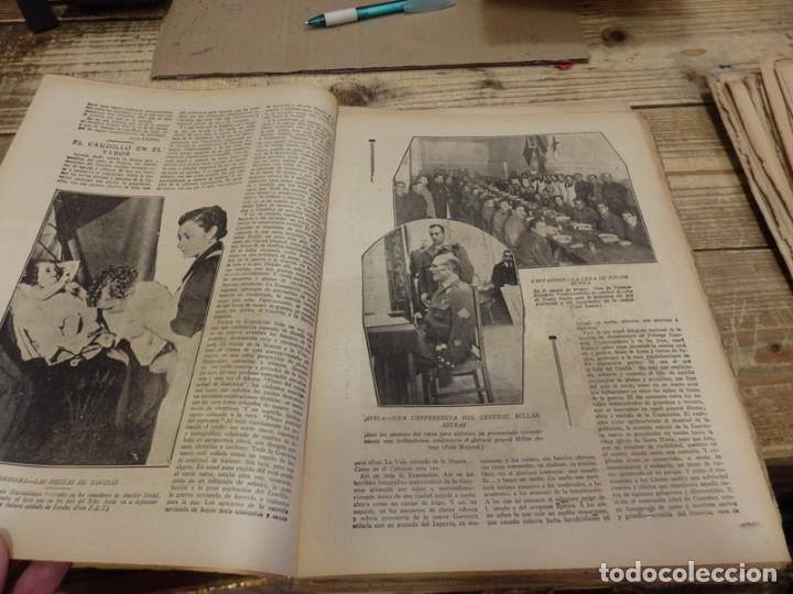 Militaria: ABC 4 DE ENERO DE 1938, SEVILLA,26 PAGINAS, MILLAN ASTRAY AVILA, BATALLA TERUEL,BILBAO,ETC... - Foto 3 - 155080606