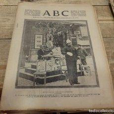 Militaria: ABC 5 DE ENERO DE 1938, 24 PAGINAS,BILBAO,TERUEL,VILLASTAR,PARTE DE GUERRA,ETC. Lote 155081294