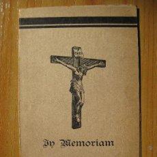 Militaria: IN MEMORIAM - ESPLUGA CALVA, 13 DE JULIO DE 1939. Lote 155441798