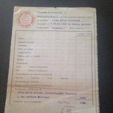 Militaria: LUISA FRIAS CAÑIZARES ASESINADA POR LOS ROJOS 1936. Lote 156995734
