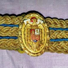 Militaria: LOTE DE 5 PIEZAS DE UNIFORME DE UN ALTO MANDO O JERARCA. Lote 157008085