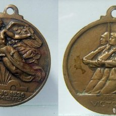 Militaria: MEDALLA 18 JULIO 1936 ALZAMIENTO - 1 ABRIL 1939 VICTORIA. Lote 157959094