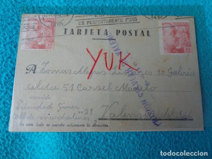 Militaria: lote titulo de nombramiento de agente del cuerpo de seguridad grupo civil 1938 valencia + 6 postales - Foto 32 - 158798462