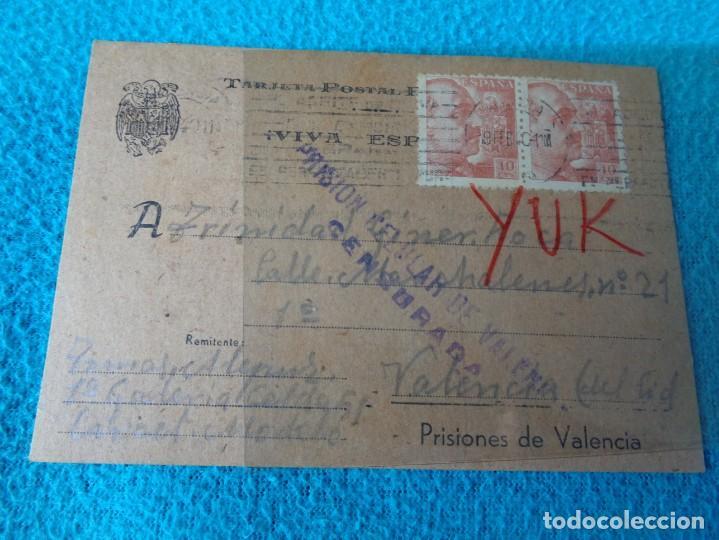 Militaria: lote titulo de nombramiento de agente del cuerpo de seguridad grupo civil 1938 valencia + 6 postales - Foto 35 - 158798462
