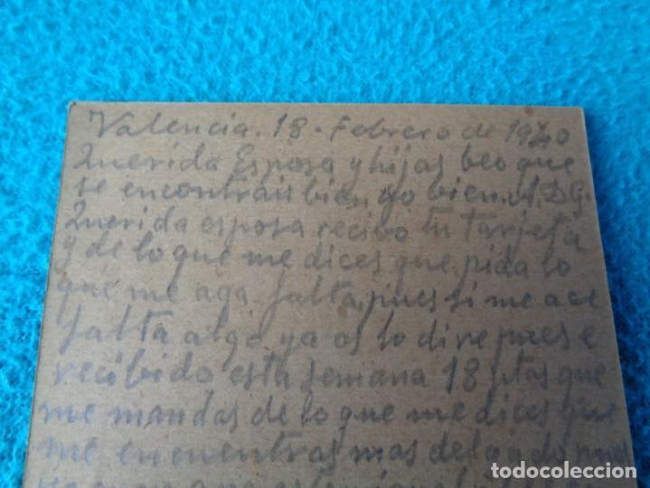 Militaria: lote titulo de nombramiento de agente del cuerpo de seguridad grupo civil 1938 valencia + 6 postales - Foto 36 - 158798462