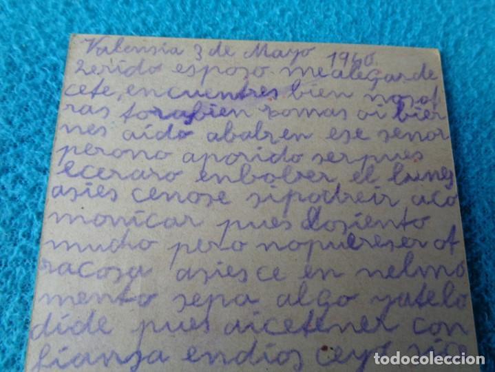 Militaria: lote titulo de nombramiento de agente del cuerpo de seguridad grupo civil 1938 valencia + 6 postales - Foto 39 - 158798462