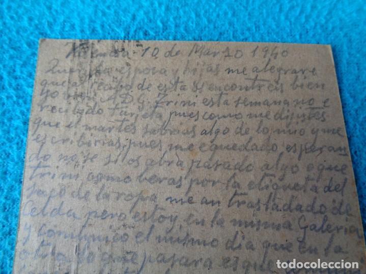 Militaria: lote titulo de nombramiento de agente del cuerpo de seguridad grupo civil 1938 valencia + 6 postales - Foto 42 - 158798462