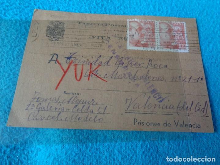 Militaria: lote titulo de nombramiento de agente del cuerpo de seguridad grupo civil 1938 valencia + 6 postales - Foto 44 - 158798462
