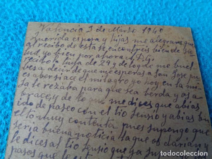 Militaria: lote titulo de nombramiento de agente del cuerpo de seguridad grupo civil 1938 valencia + 6 postales - Foto 45 - 158798462