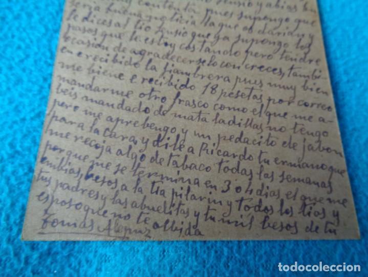 Militaria: lote titulo de nombramiento de agente del cuerpo de seguridad grupo civil 1938 valencia + 6 postales - Foto 46 - 158798462