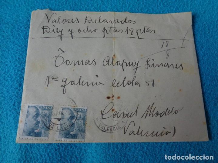 Militaria: lote titulo de nombramiento de agente del cuerpo de seguridad grupo civil 1938 valencia + 6 postales - Foto 47 - 158798462