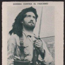 Militaria: GUERRA CONTRA EL FASCISMO. -UN MILICIANO DEL PUEBLO- Nº35, VER FOTO. Lote 167661568