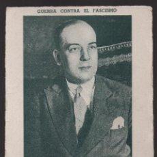 Militaria: GUERRA CONTRA EL FASCISMO. -CARLOS ESPLA- Nº 20, VER FOTO. Lote 167661924