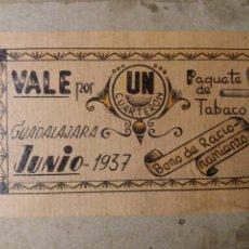Militaria: GUADALAJARA 1937. Lote 167712464