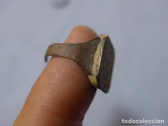 Militaria: * Antiguo anillo republicano de PSO - UGT de miliciano de guerra civil, original. ZX - Foto 3 - 168396208