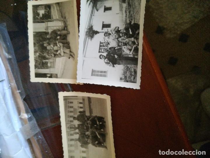 SOLDADOS NACIONALES LOTE GUERRA CIVIL ESPAÑOLA (Militar - Guerra Civil Española)