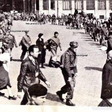 Militaria: VOLUNTARIOS VALENCIA MILICIANOS EJERCITO POPULAR REPUBLICA BATALLA ARAGON 1938 GUERRA CIVIL. Lote 169745136