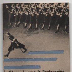 Militaria: EDUCANDO PARA LA DESTRUCCION- GREGOR ZIEMER- DIRECTOR ESCUELA COLONIA NORTEAMERICANA, VER FOTOS. Lote 170413096
