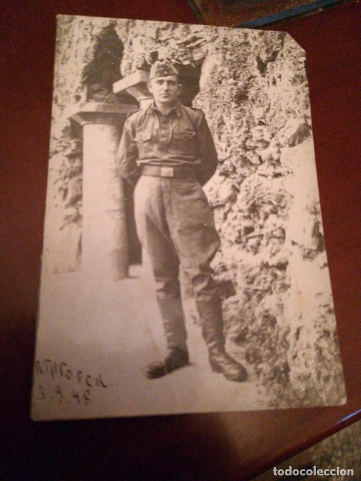 SOLDADO ALEMÁN GUERRA CIVIL ESPAÑOLA (Militar - Guerra Civil Española)