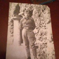 Militaria: SOLDADO ALEMÁN GUERRA CIVIL ESPAÑOLA. Lote 171269035