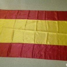 Militaria: ANTIGUA BANDERA ESPAÑA,, ESPAÑOLA PARA ACTOS MILITARES. Lote 171724373