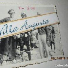 Militaria: BATALLA DEL EBRO GUERRA CIVIL 1939 TTES PILOTO Y GUIA REGULARES TAMBIEN TENIENTES. Lote 171816737