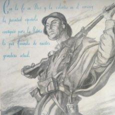 Militaria: CARTUCHERA DE LA GUERRA ANTIGUA PIEZA DE COLECCIONISMO MATERIAL BIEN CONSERVADO INCLUYE LA REVISTA D. Lote 172296328