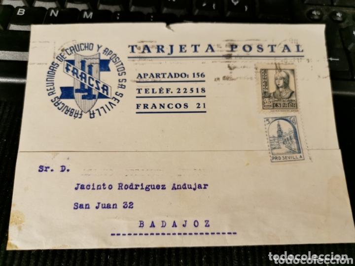 FRACSZ ..SEVILLA 1937. (Militar - Guerra Civil Española)