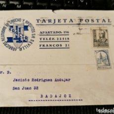 Militaria: FRACSZ ..SEVILLA 1937.. Lote 172309042